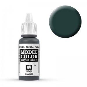 Model Color - Dunkelgrau (Dark Grey) [166] · VAL MC70994 ·  Acrylicos Vallejo