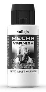 Glasur, Matt, 60 ml · VAL MEC26702 ·  Acrylicos Vallejo