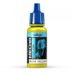 fluoreszierendes Gelb, 17 ml · VAL MEC69054 ·  Acrylicos Vallejo