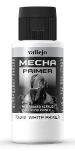 Grundierung, Weiss, 60 ml · VAL MEC73640 ·  Acrylicos Vallejo