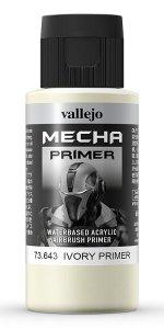 Grundierung, Elfenbein, 60 ml · VAL MEC73643 ·  Acrylicos Vallejo