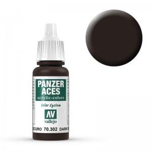 Panzer Aces 002 Dark Rust 17 ml · VAL PA302 ·  Acrylicos Vallejo