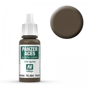 Panzer Aces 004 Track Primer 17 ml · VAL PA304 ·  Acrylicos Vallejo