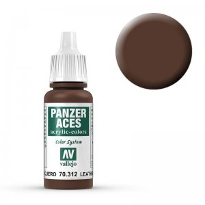 Panzer Aces 012 Leather Belt 17 ml · VAL PA312 ·  Acrylicos Vallejo