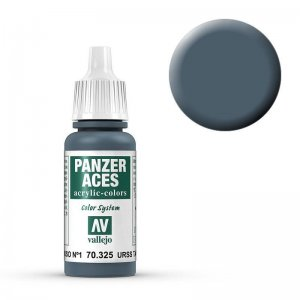 Panzer Aces 025 Russian Tankcrew I 17 ml · VAL PA325 ·  Acrylicos Vallejo