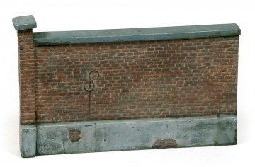 Alte Ziegelmauer, 15x10cm · VAL SC05005 ·  Acrylicos Vallejo · 1:35