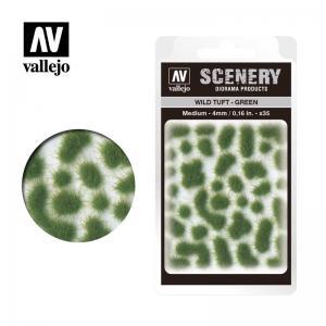 Wild-Gras, grün, 4 mm · VAL SC406 ·  Acrylicos Vallejo