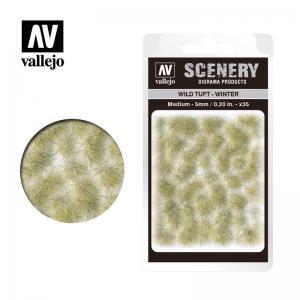 Wild-Gras, Winter, 5 mm · VAL SC410 ·  Acrylicos Vallejo