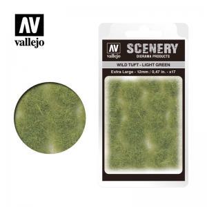 Wild-Gras, hellgrün, 12 mm · VAL SC426 ·  Acrylicos Vallejo