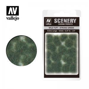 Wild-Gras, saftig-grün, 12 mm · VAL SC427 ·  Acrylicos Vallejo