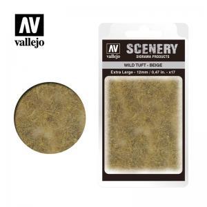 Wild-Gras, beige, 12 mm · VAL SC429 ·  Acrylicos Vallejo