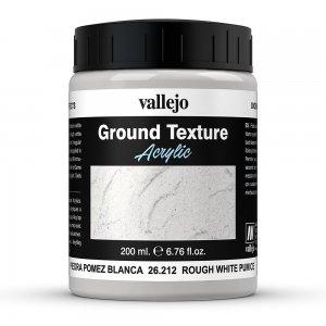 Vallejo Textur Fine White Pumice (200 ml) · VAL VA26212 ·  Acrylicos Vallejo