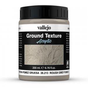 Vallejo Textur Rough Grey Pumice (200 ml) · VAL VA26213 ·  Acrylicos Vallejo