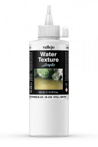 Vallejo Water Effects Still Water Clear (200 ml) · VAL VA26230 ·  Acrylicos Vallejo