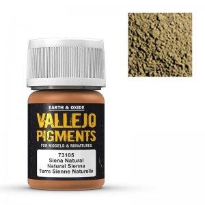 Vallejo Pigment Natural Siena 30ml · VAL VA73105 ·  Acrylicos Vallejo