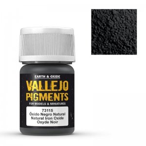 Vallejo Pigment Natural Iron Oxide 30ml · VAL VA73115 ·  Acrylicos Vallejo