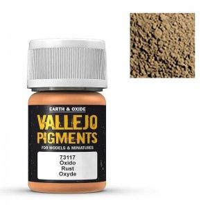 Vallejo Pigment Rust 30ml · VAL VA73117 ·  Acrylicos Vallejo