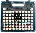 Model Color Hobbyset (72 Farben, 3 Pinsel) · VAL VABOX72 ·  Acrylicos Vallejo