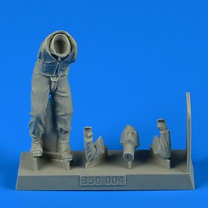 Kriegsmarine WWII - Sailor for German Schnellboot,German Human Torpedoes · AERB 350004 ·  Aerobonus · 1:35