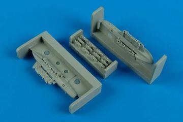 US NAVY Triple ejec.rack TER-7(A/A37B-5) · AERB 480056 ·  Aerobonus · 1:48