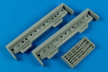 US NAVY multiple ejector rack MER-7 · AERB 480057 ·  Aerobonus · 1:48