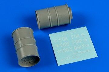 Fire drums · AERB 480102 ·  Aerobonus · 1:48