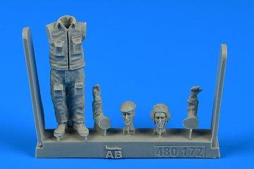 Soviet Aircraft Mechanic - Period of the Warsaw pact (1) · AERB 480172 ·  Aerobonus · 1:48