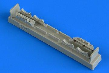 MiG-23B/MiG-27 - Tail pylon racks [Trumpeter] · AERB 480206 ·  Aerobonus · 1:48