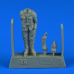 French WWI Pilot · AERB 480222 ·  Aerobonus · 1:48