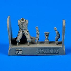 German and Austro-Hungarian Aircraft Mechanic WWI 1914-1918 -part 2 · AERB 720017 ·  Aerobonus · 1:72