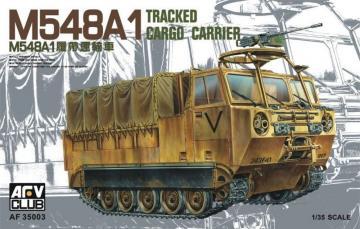 M548A1 Tracked Cargo Carrier · AF 35003 ·  AFV-Club · 1:35