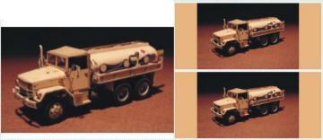 M-49 Fuel Truck · AF 35007 ·  AFV-Club · 1:35