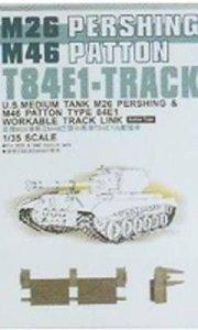 T-84E1 PERSHING TRACKS · AF 35037 ·  AFV-Club · 1:35