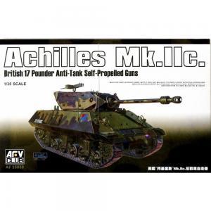 TD M10 ACHILLES · AF 35039 ·  AFV-Club · 1:35