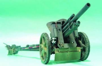 10,5 cm LeFH18 FIELD GUN · AF 35050 ·  AFV-Club · 1:35