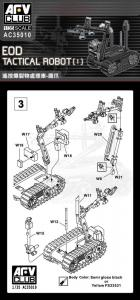 Talon Robots · AF 3510 ·  AFV-Club · 1:35