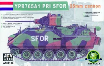 YPR765A1 PRI · AF 35119 ·  AFV-Club · 1:35