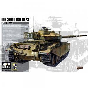 IDF SHOT Kal 1973 · AF 35124 ·  AFV-Club · 1:35