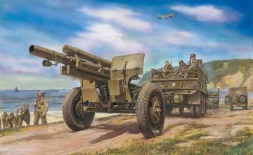 105mm HOWITZER M2A1 Carriage M2 · AF 35160 ·  AFV-Club · 1:35