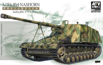 Sd.Kfz. 164 Nashorn · AF 35164 ·  AFV-Club · 1:35