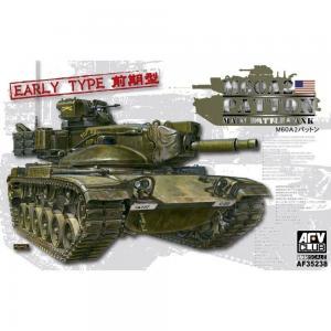 M60A2 Patton Early version · AF 35238 ·  AFV-Club · 1:35