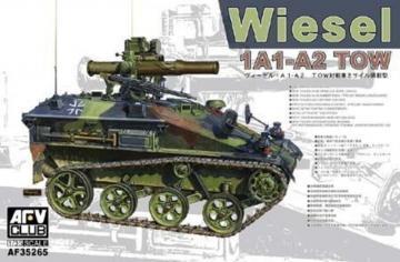 Wiesel 1 Tow A1/A2 · AF 35265 ·  AFV-Club · 1:35