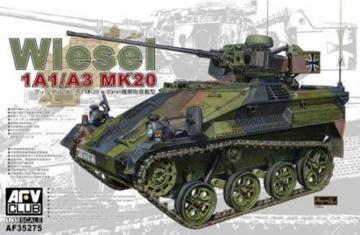 Wiesel 1 A1/A3/ MK20 · AF 35275 ·  AFV-Club · 1:35