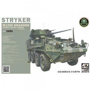 M1296 Stryker Dragoon Infantry Fighting Vehicle · AF 35319 ·  AFV-Club · 1:35