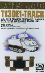 M113 APC TRACKS · AF 35S22 ·  AFV-Club · 1:35