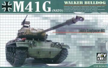 M41 Bundeswehr · AF 35S41 ·  AFV-Club · 1:35