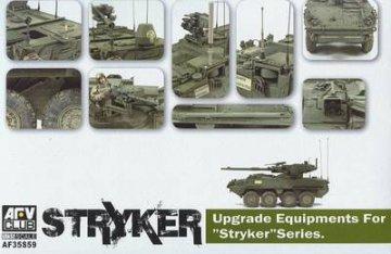 Upgrade equipments for STRYKER serie · AF 35S59 ·  AFV-Club · 1:35