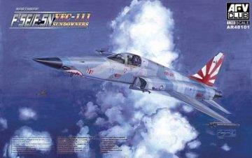 F5-E Tiger II Sundowners · AF 48101 ·  AFV-Club · 1:48