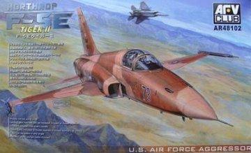 Northrop F5E Tiger II · AF 48102 ·  AFV-Club · 1:48