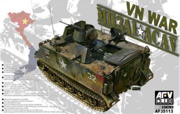 M113 ACAV · AF AF35113 ·  AFV-Club · 1:35